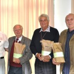 v.l.n.r.: Peter Grunwald, Karl-Heinz Krause, Karl-Heinz Hilgenberg und Erich Khn. Es fehlt  Rosi Simon.